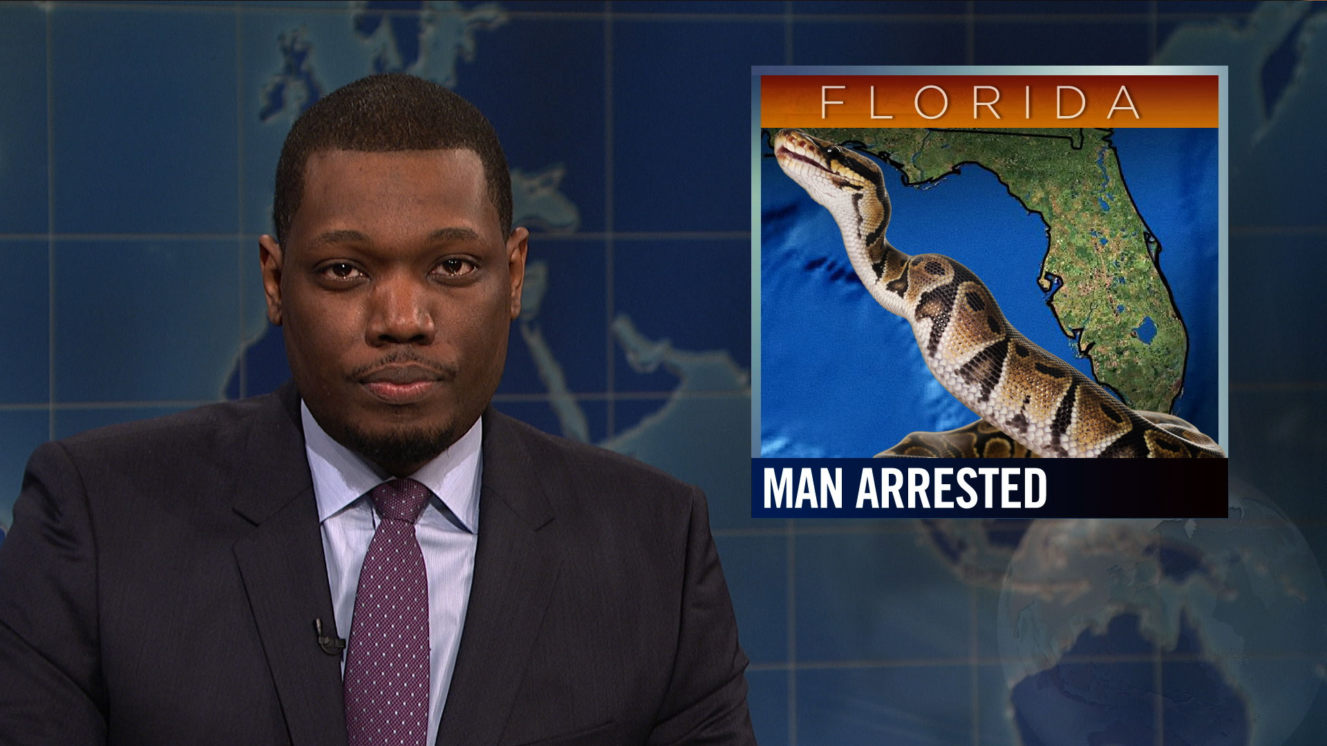Watch Saturday Night Live Highlight: Weekend Update 3-7-15