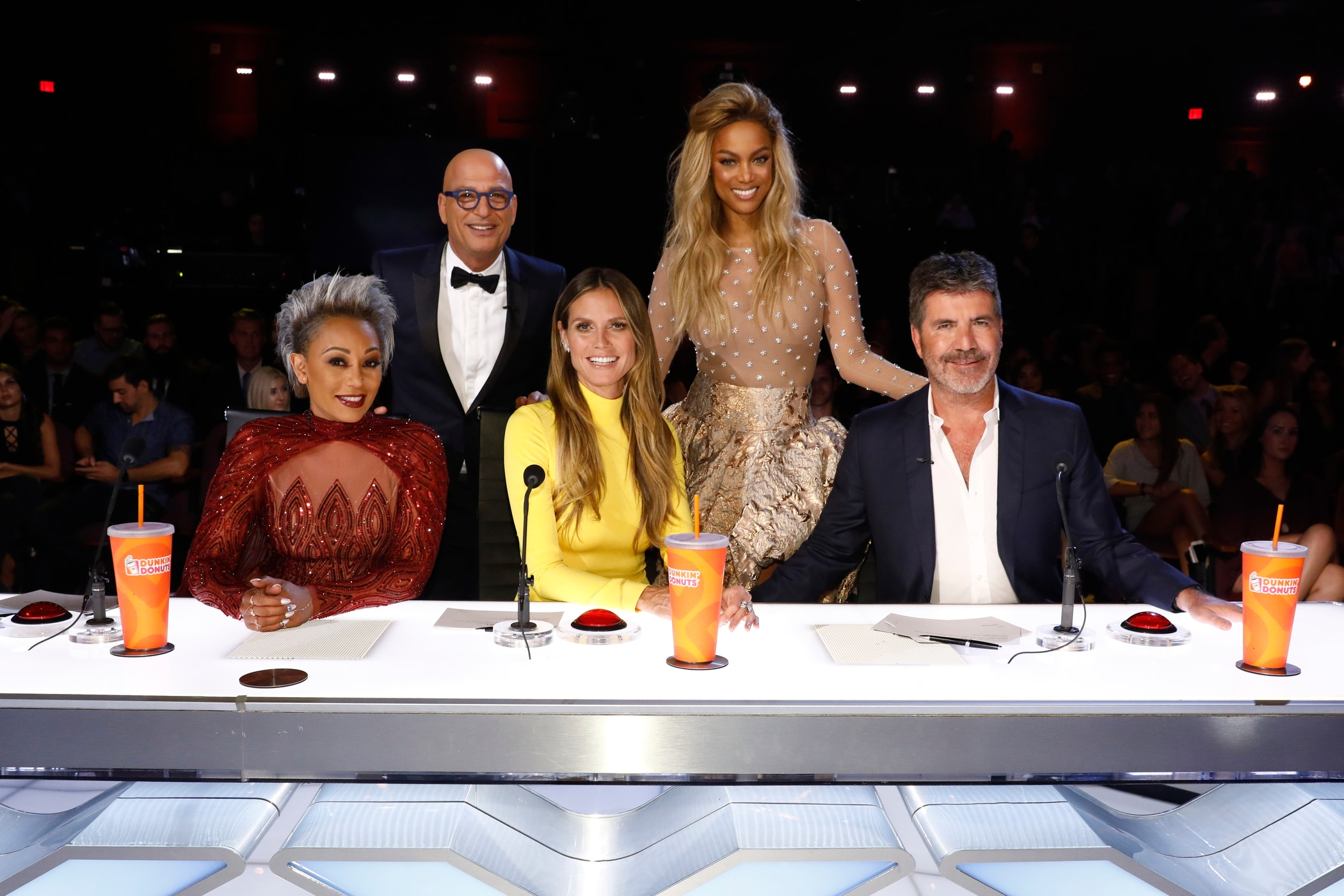 Americas Got Talent: Behind the Scenes: Live Results 1