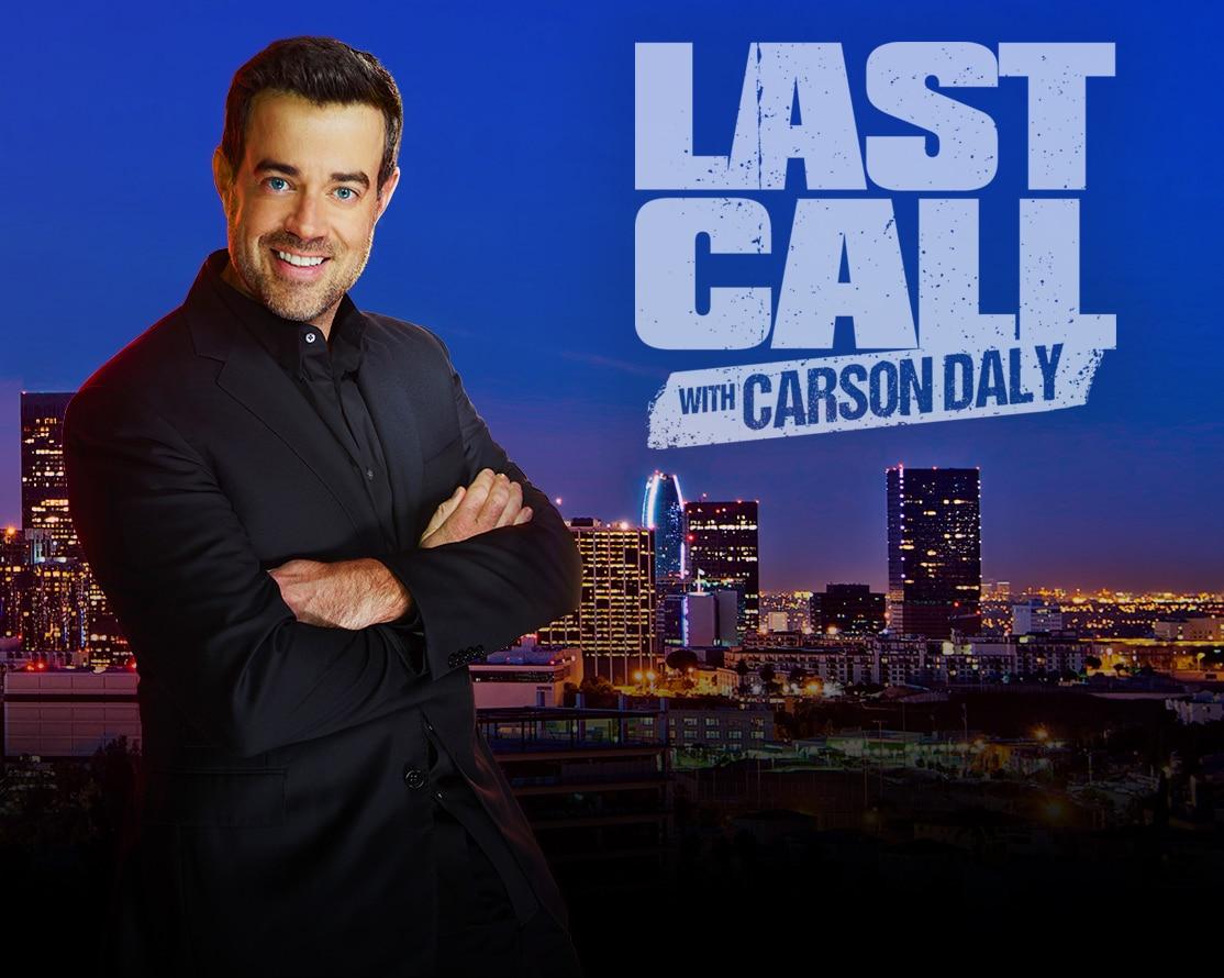 Last Call With Carson Daly Nbc Com