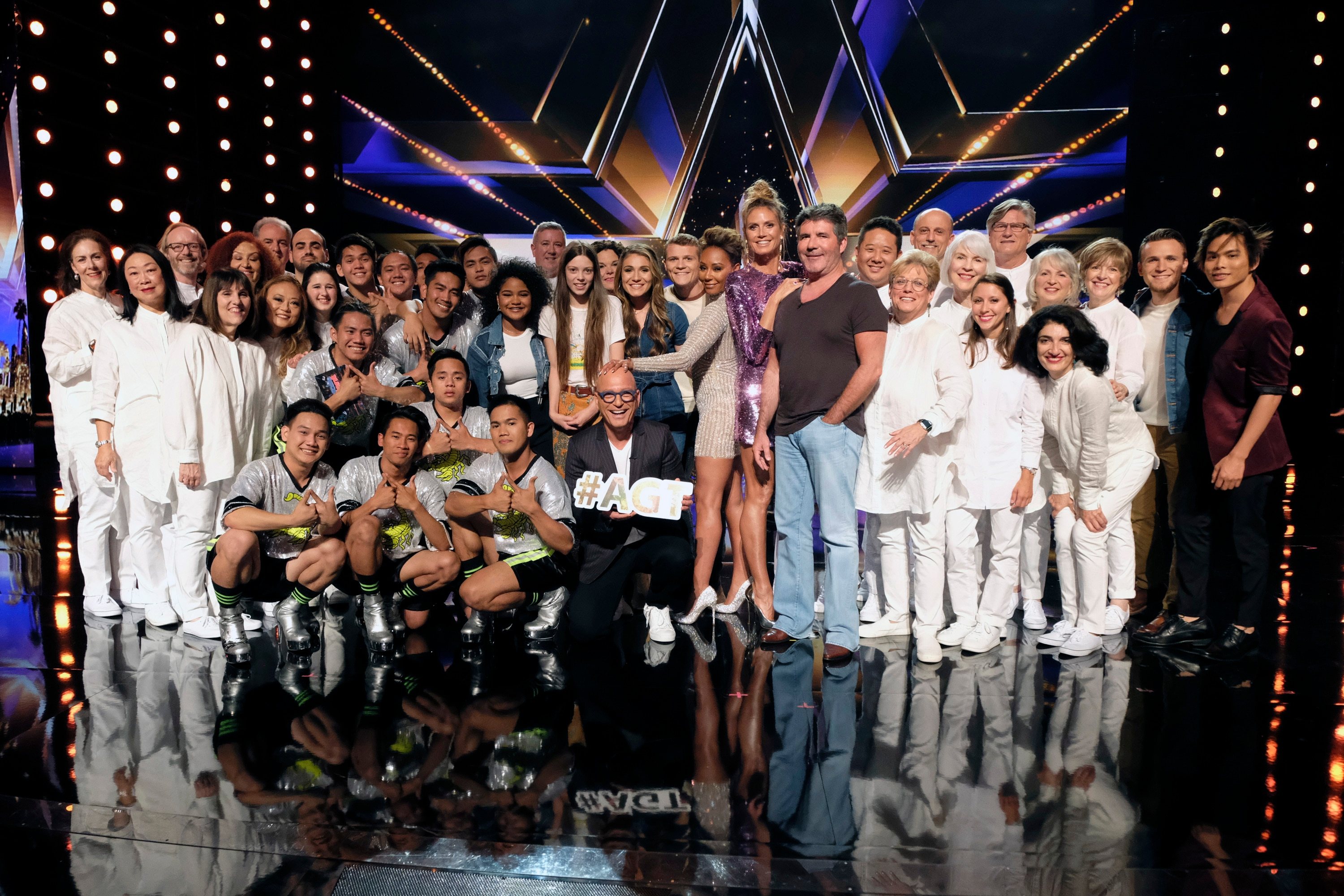 Americas Got Talent: Behind the Scenes: Live Results 2