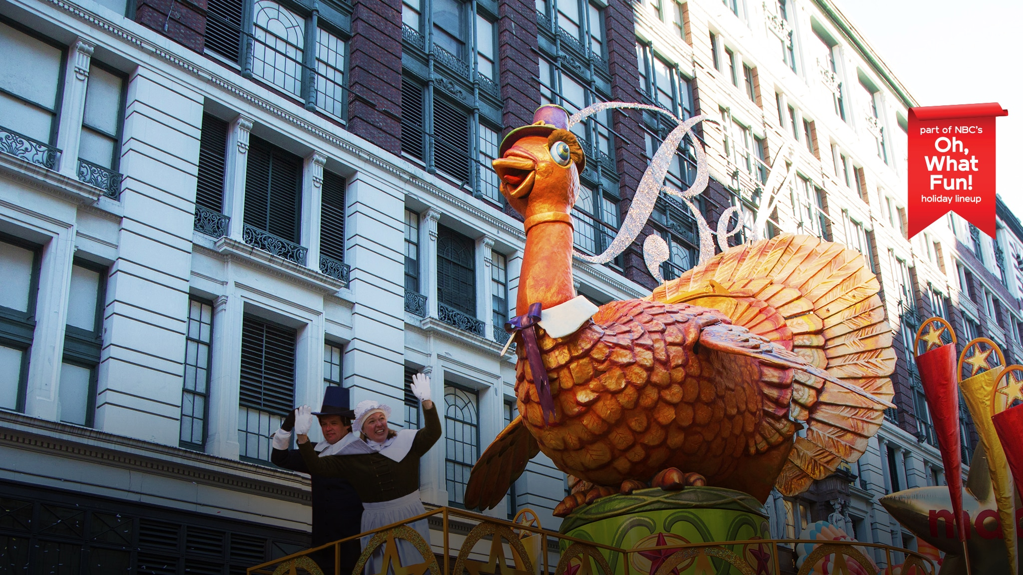 Nbc Christmas Schedule 2020 Macy's Thanksgiving Day Parade   NBC.com