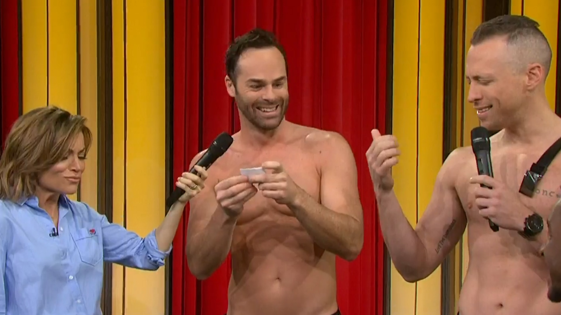 Adelaide Fringe The Naked Magicians Australian Arts Review