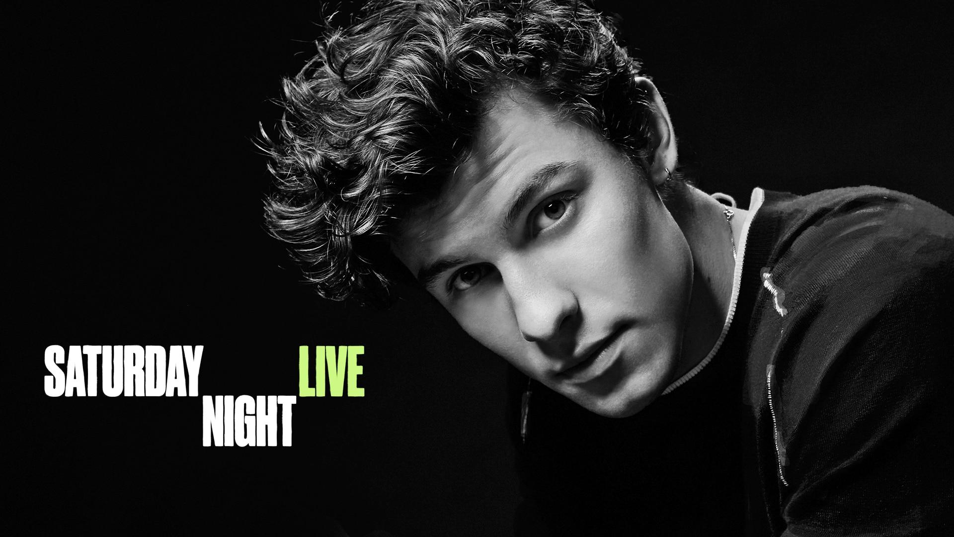 Saturday Night Live Adam Sandler And Shawn Mendes Bumper Photos