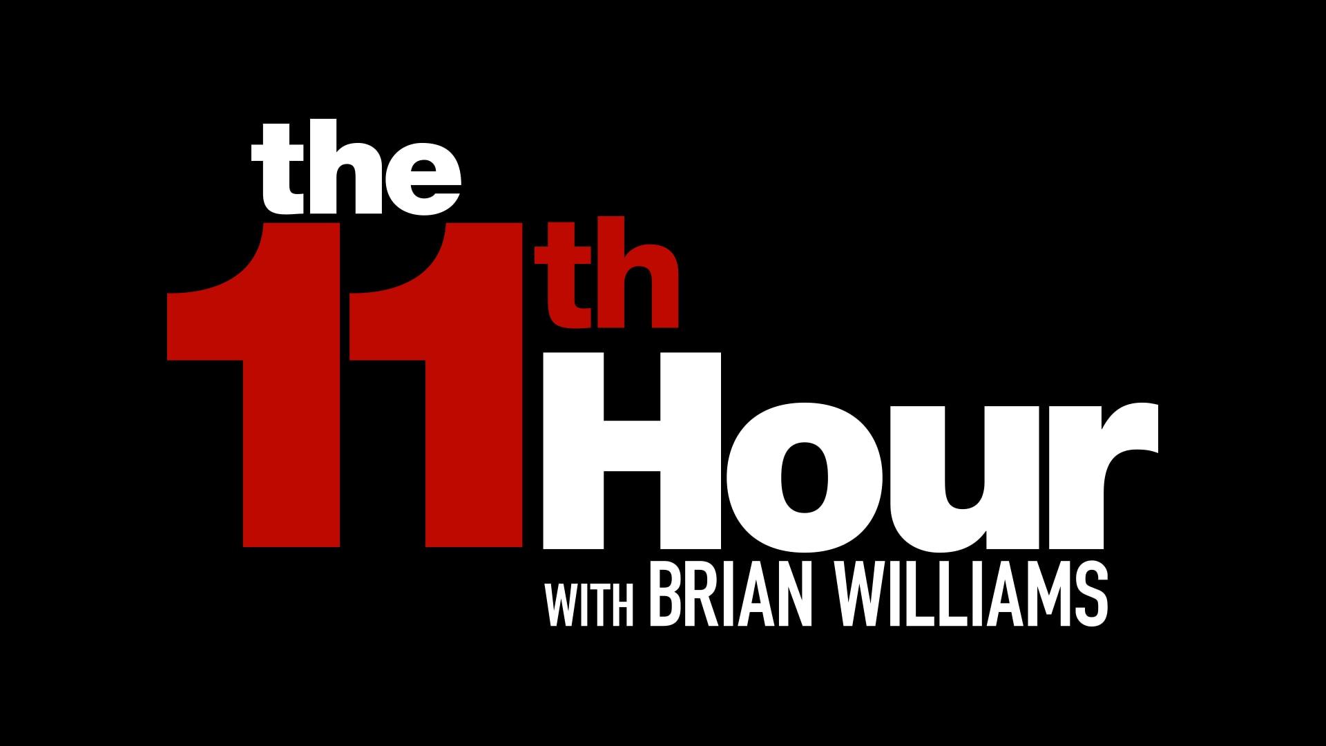 The 11th Hour with Brian Williams - NBC.com