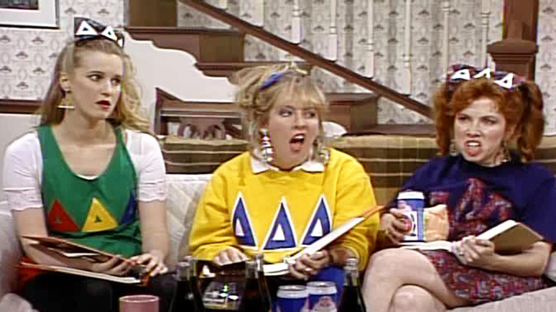 Watch Saturday Night Live Highlight: Delta Delta Delta
