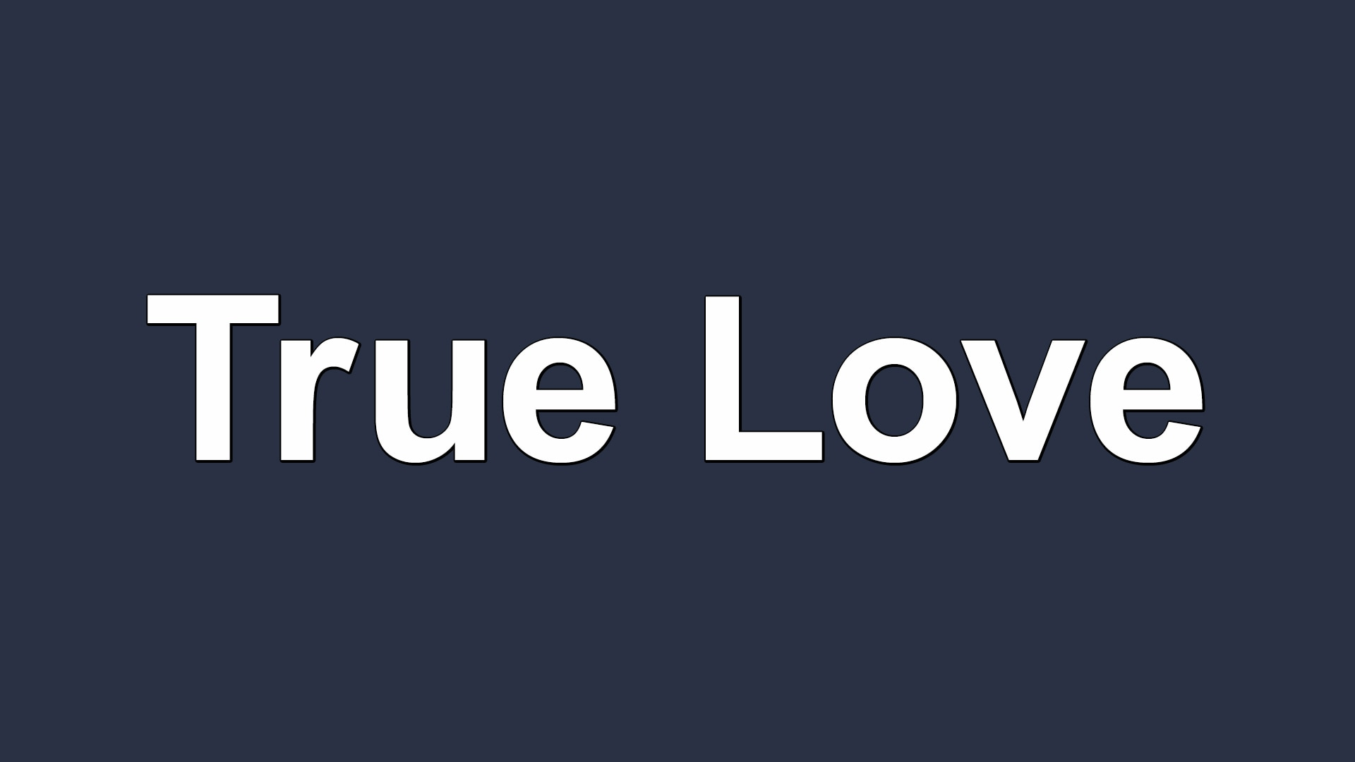 True Love on FREECABLE TV
