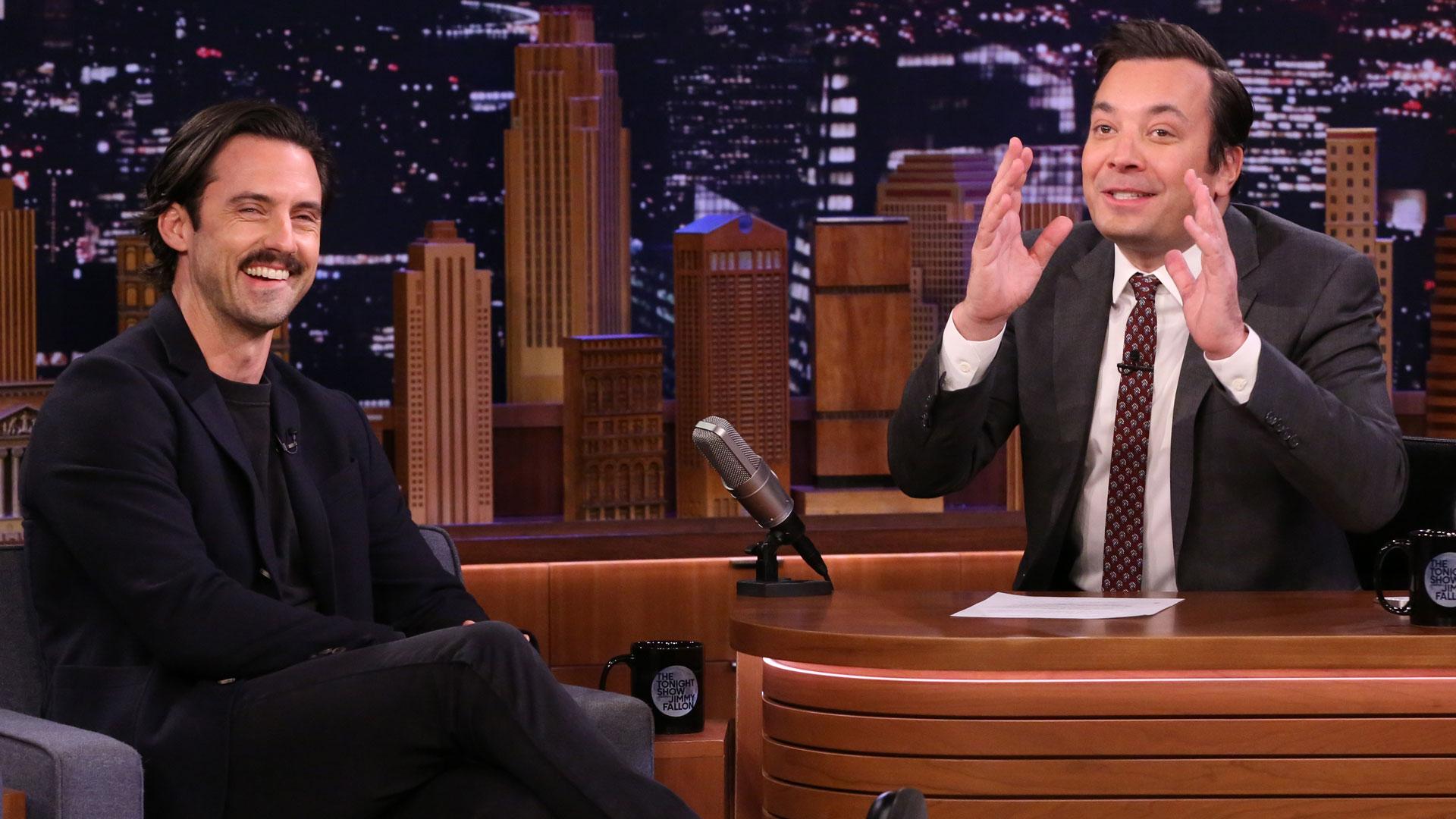 Watch The Tonight Show Starring Jimmy Fallon Episode: Milo