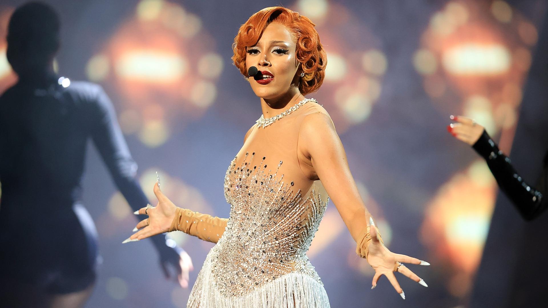 Watch Billboard Music Awards Highlight: Doja Cat Performs ...