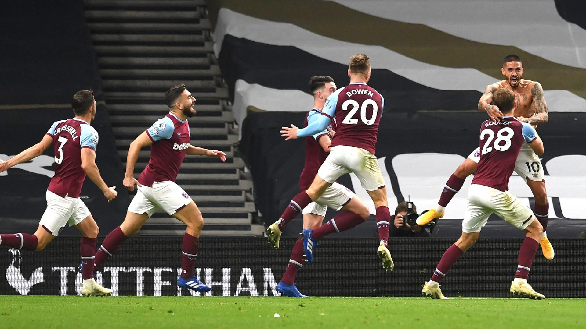 Watch La Liga Premier Highlight: Tottenham vs. West Ham 3 ...