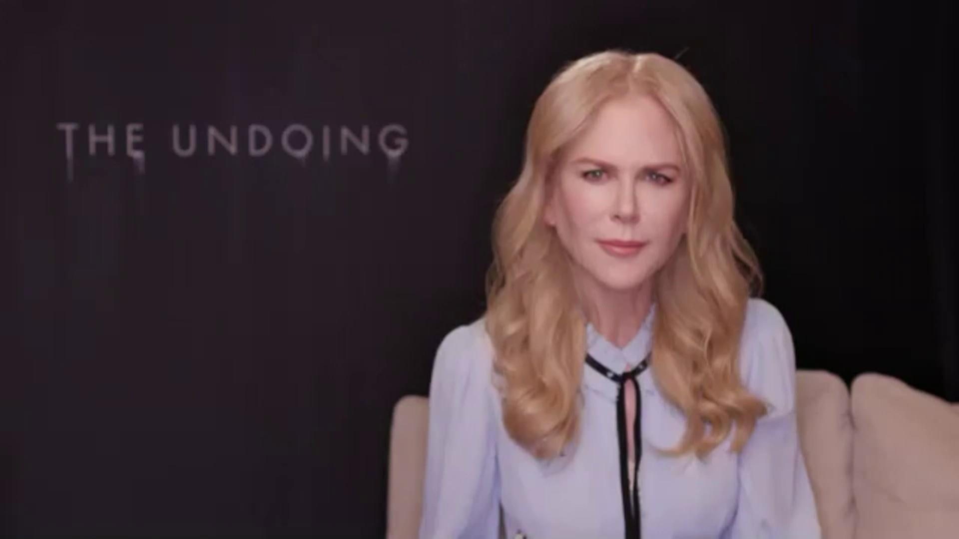 Watch TODAY Highlight: Nicole Kidman on 'The Undoing' and ...The Undoing