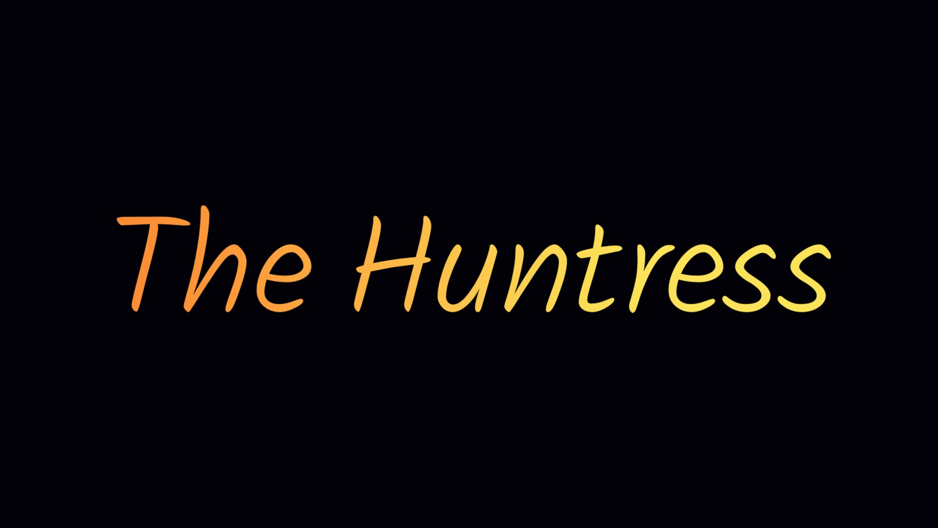 The Huntress on FREECABLE TV