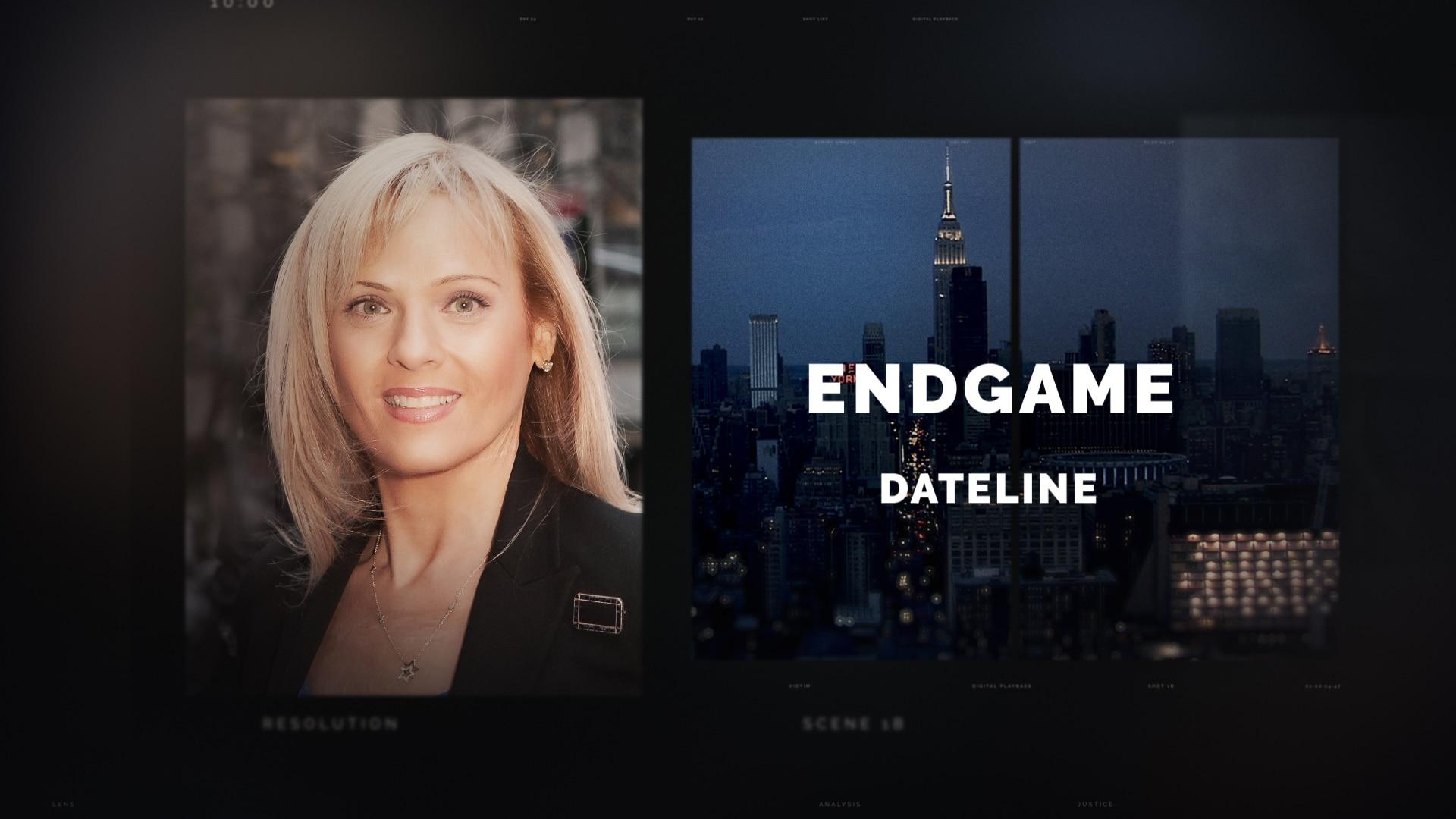 Watch Dateline Episode: Endgame - NBC.com