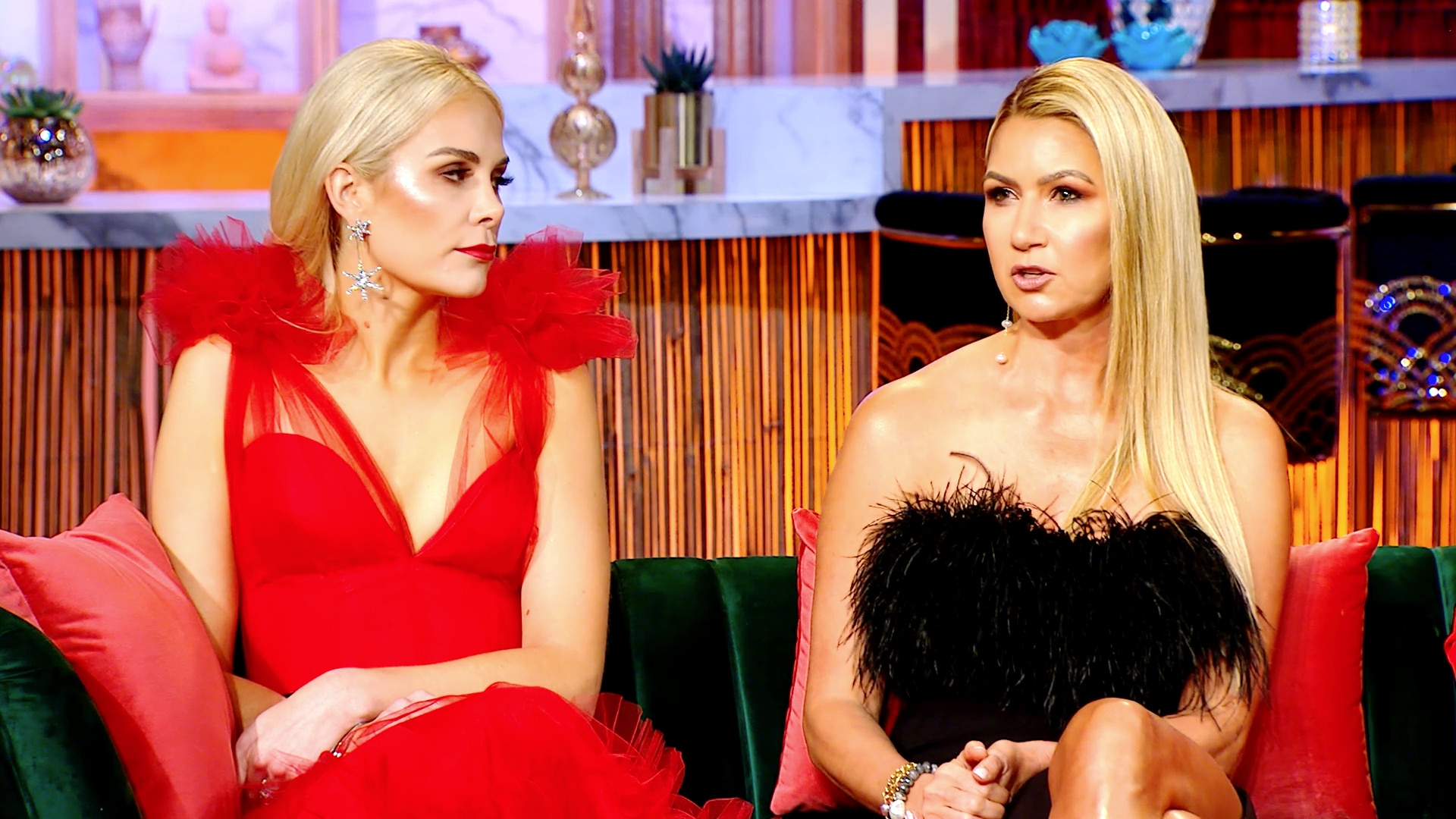 Watch The Real Housewives of Dallas Excerpt: So Was There