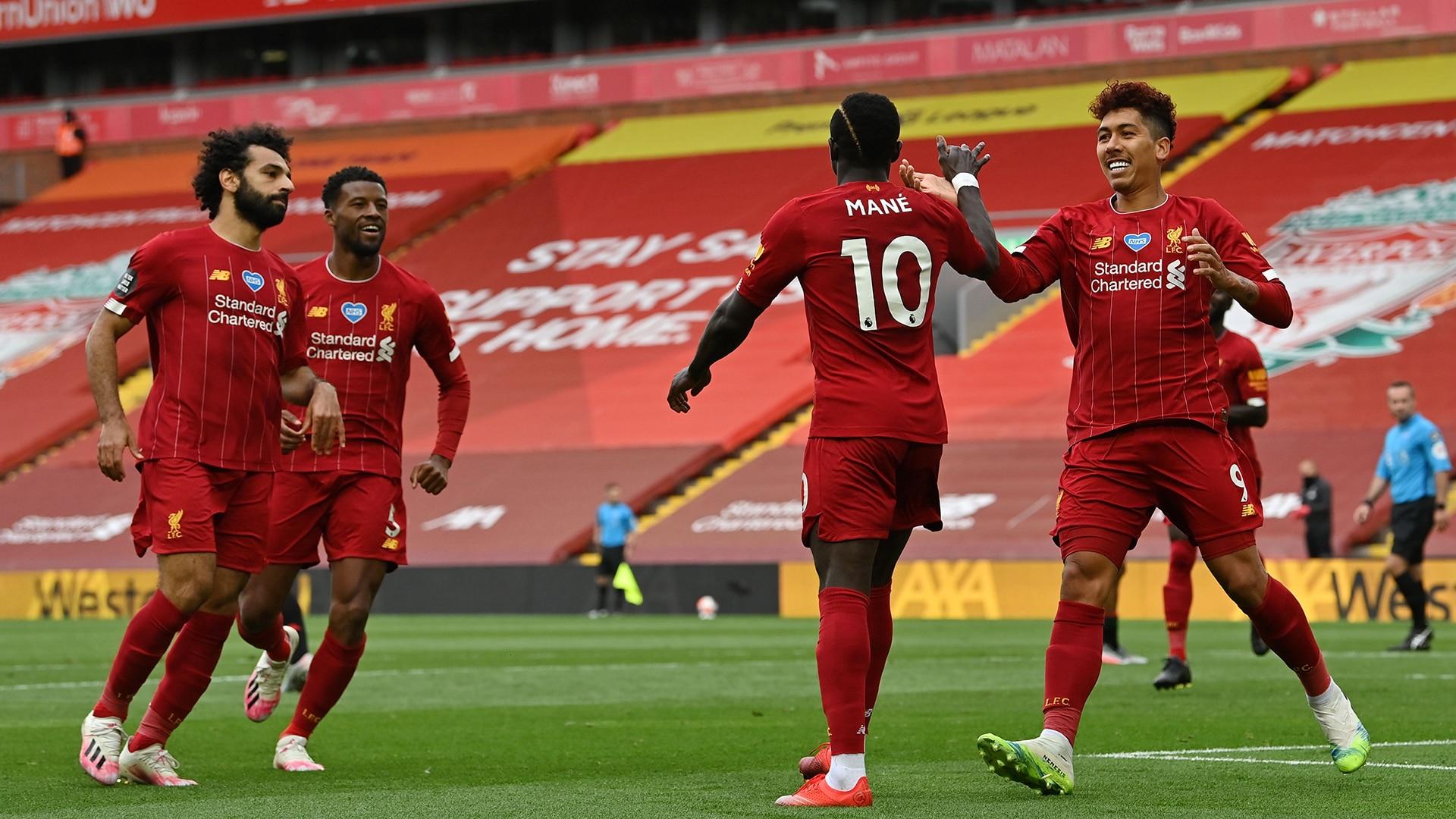 Watch La Liga Premier Highlight: Liverpool vs. Aston Villa ...