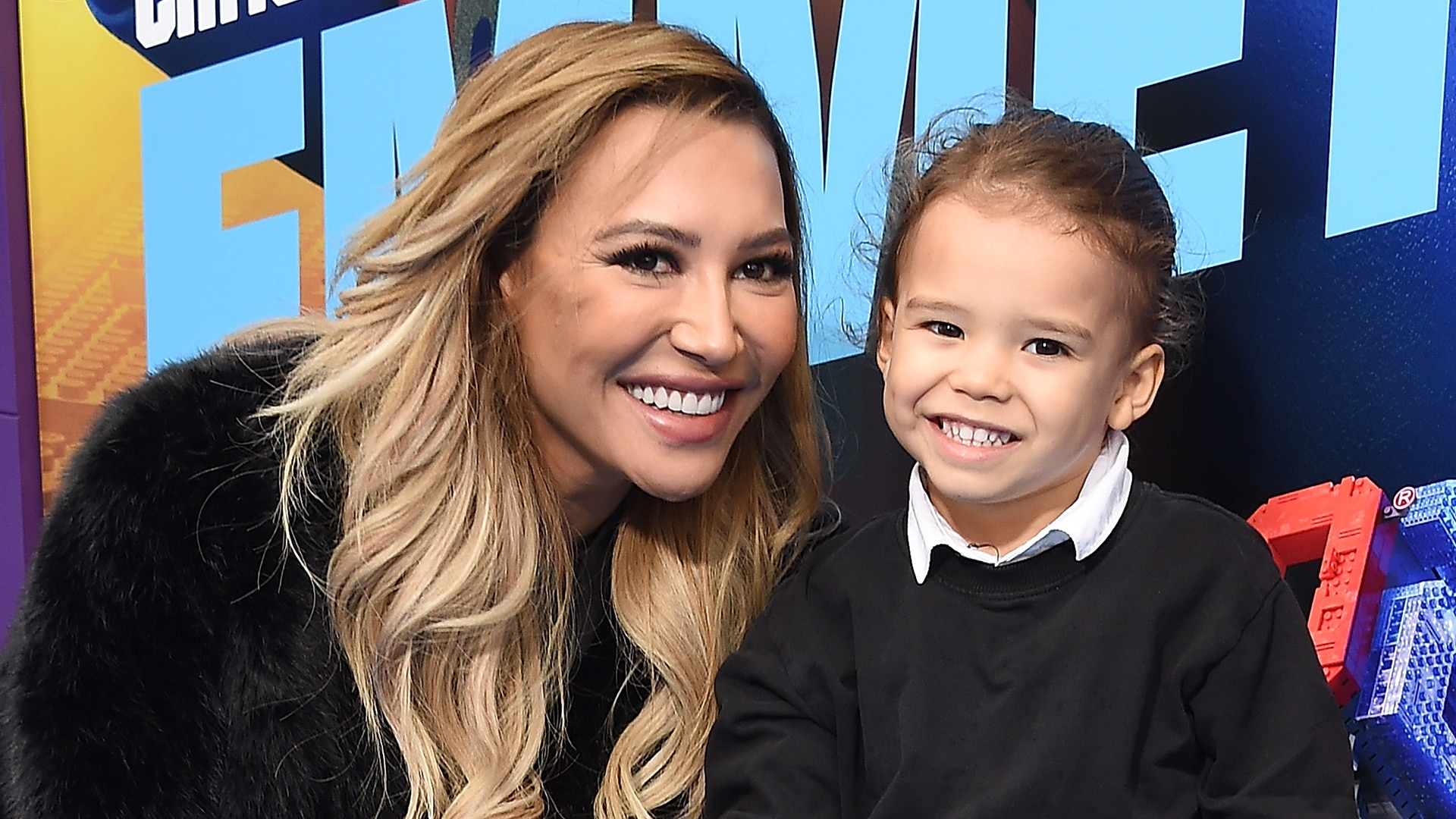 Watch Access Hollywood Interview: Naya Rivera's 4-Year-Old ...