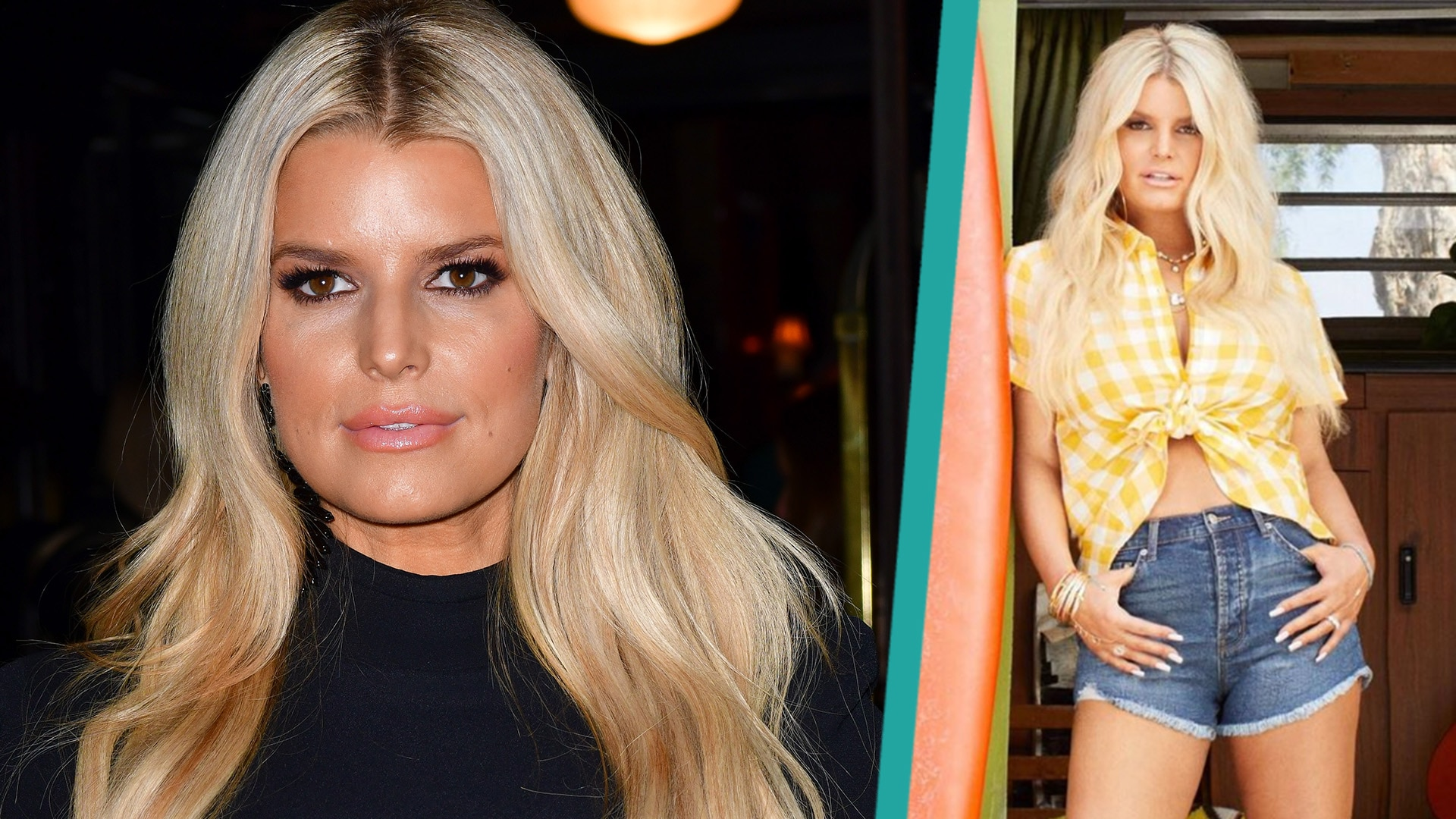 Watch Access Hollywood Interview: Jessica Simpson Wears ...