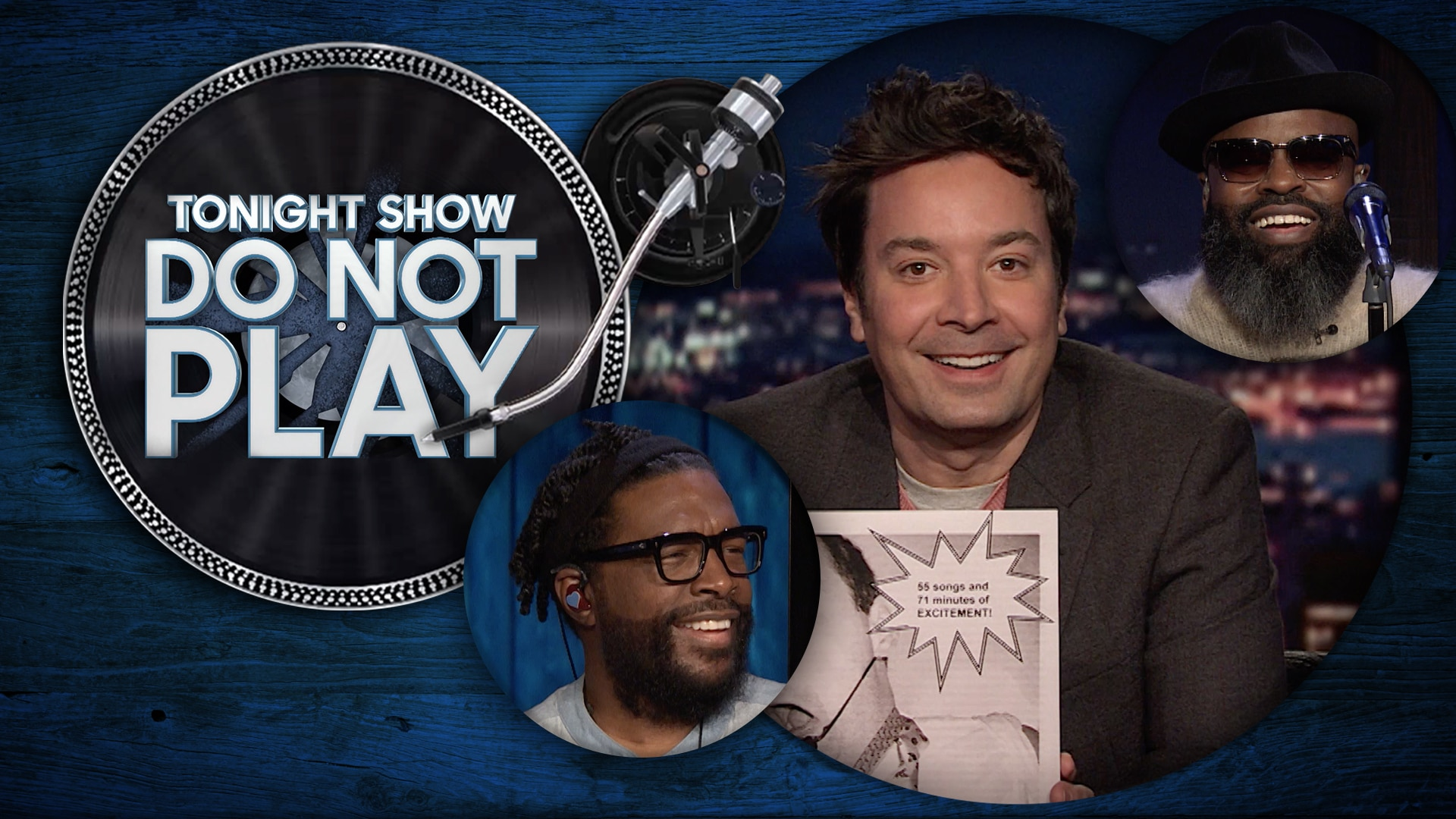 Jimmy Fallon Do Not Play Scooter