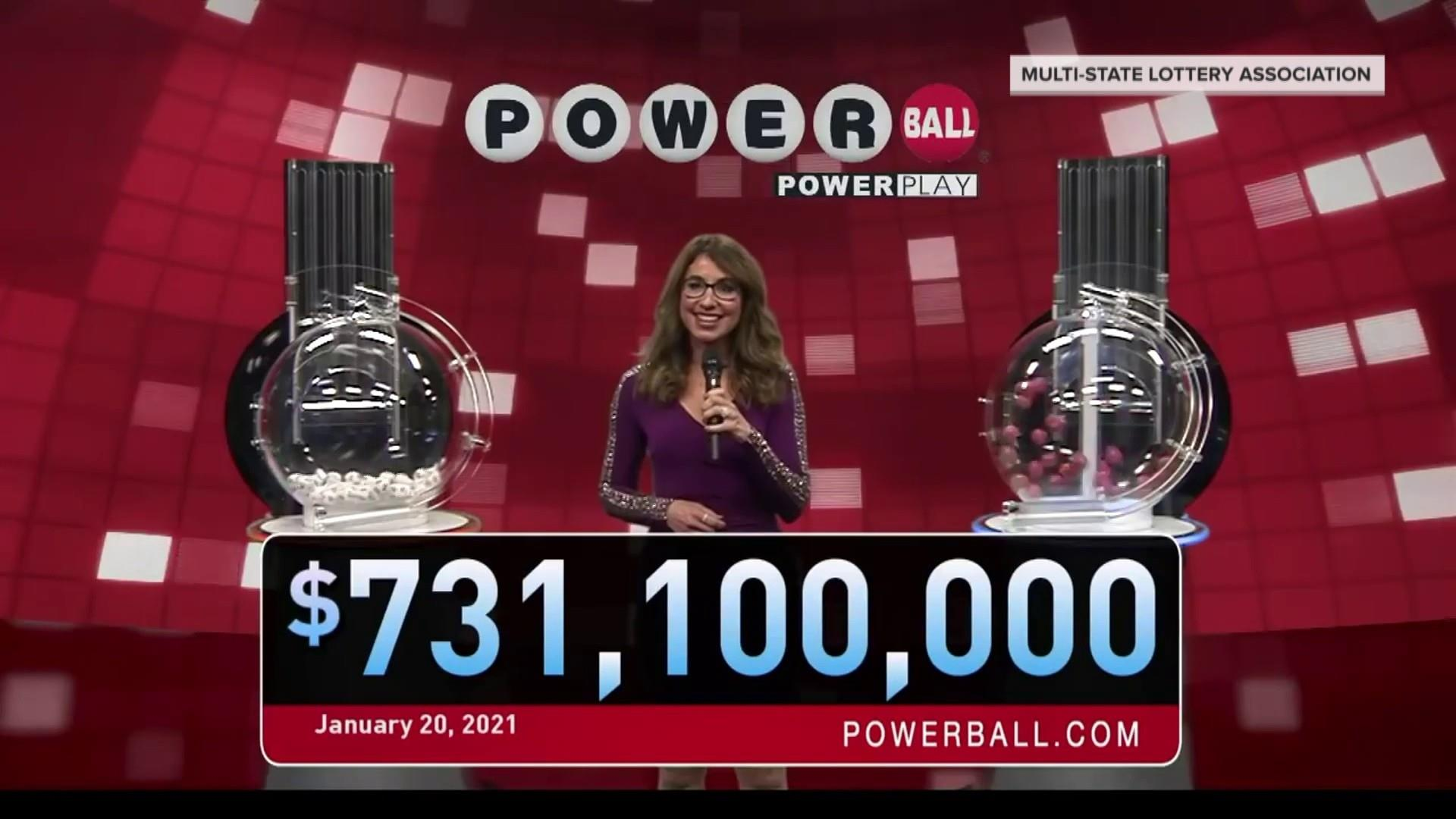 Watch TODAY Highlight: Somebody won $731 million Powerball ...