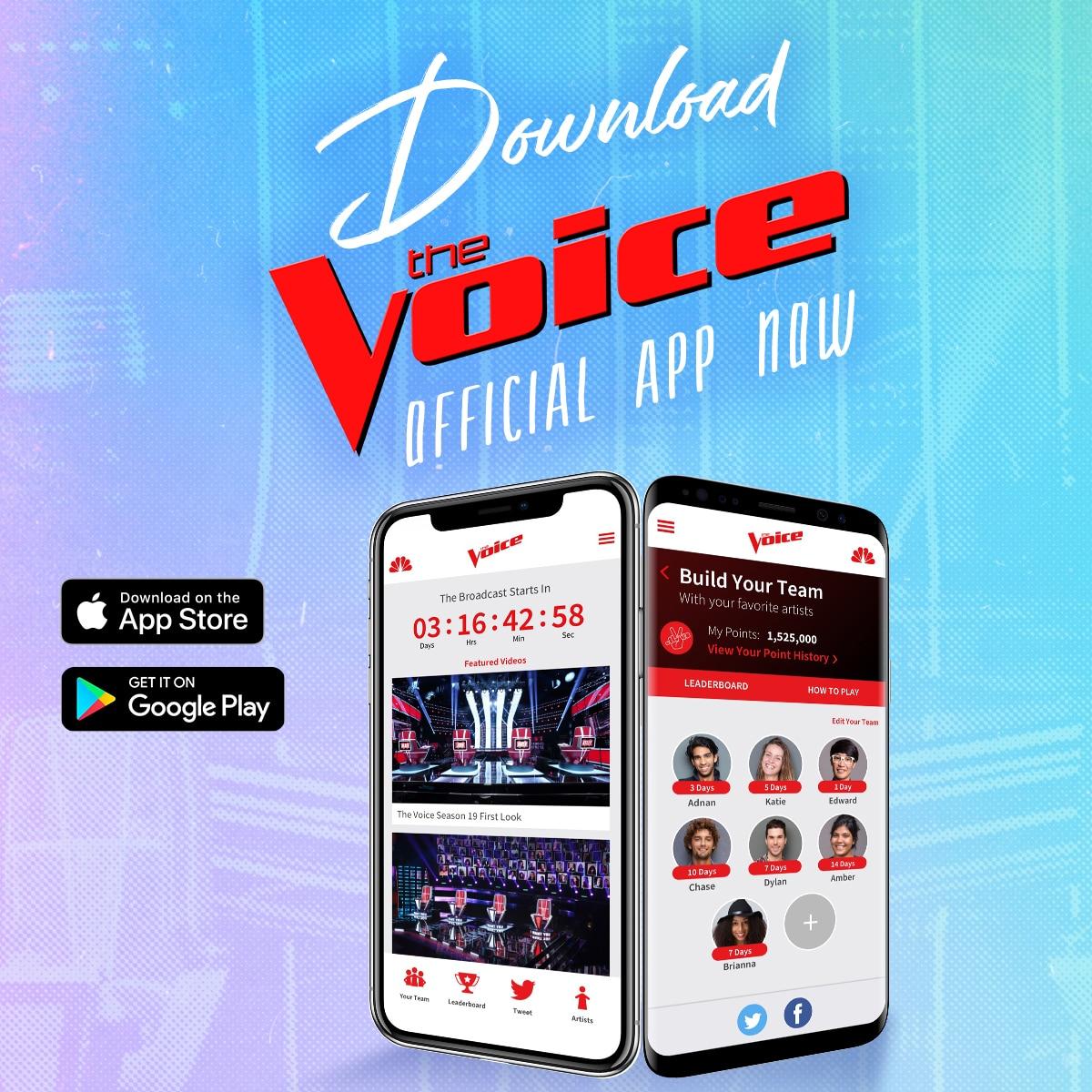 The Voice App - NBC.com