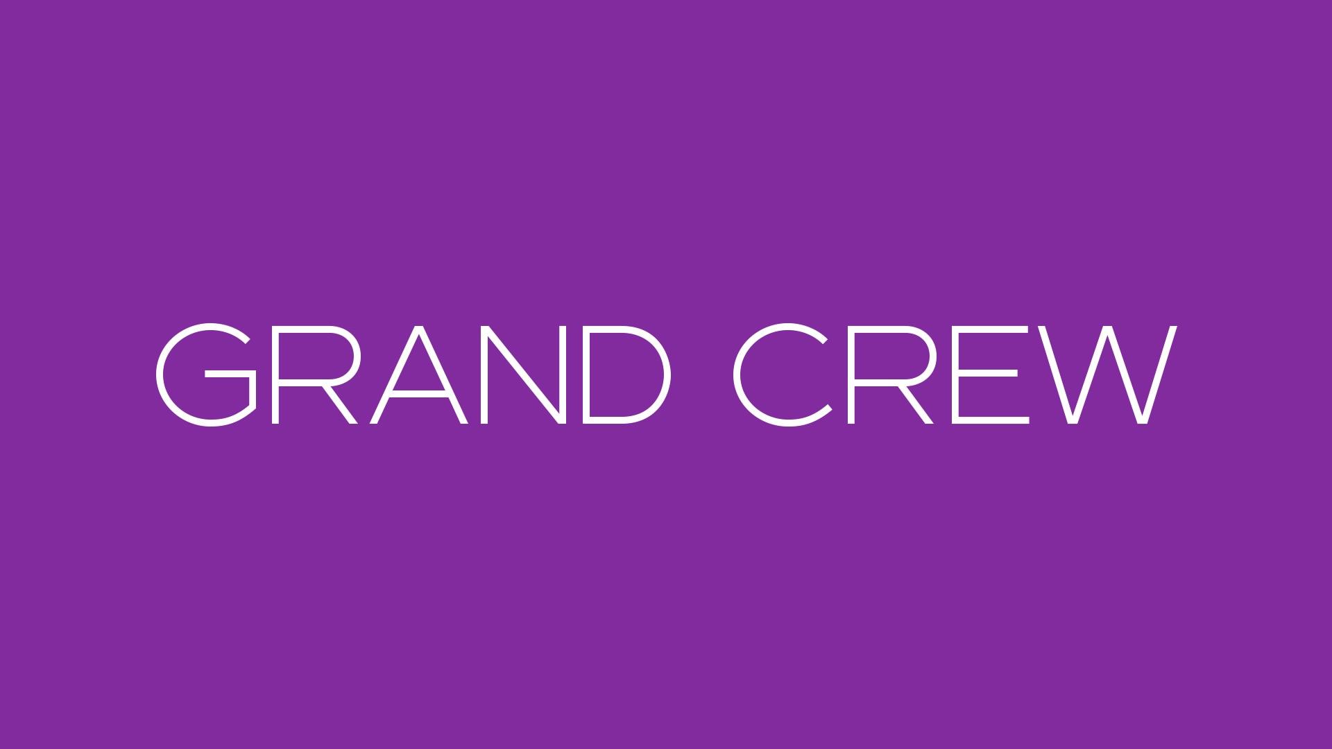 Grand Crew - NBC