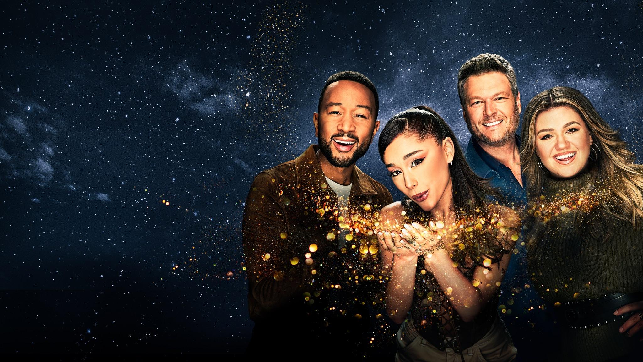 The voice USA 2021