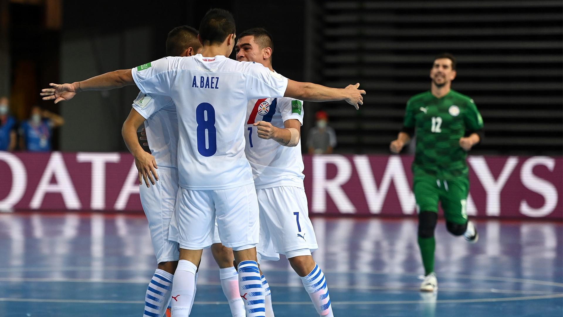 Watch FIFA Futsal World Cup Lithuania 2021 Highlight: Angola vs. Paraguay 1-4 - NBC.com