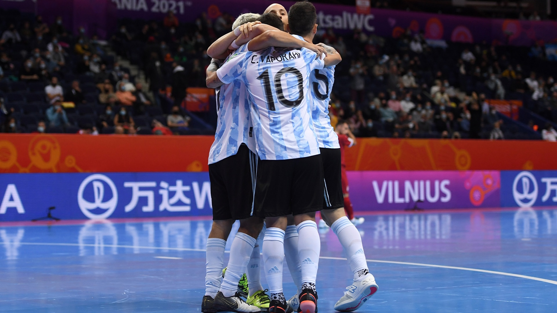 Watch FIFA Futsal World Cup Lithuania 2021 Highlight: Argentina vs. Serbia 4-2 - NBC.com