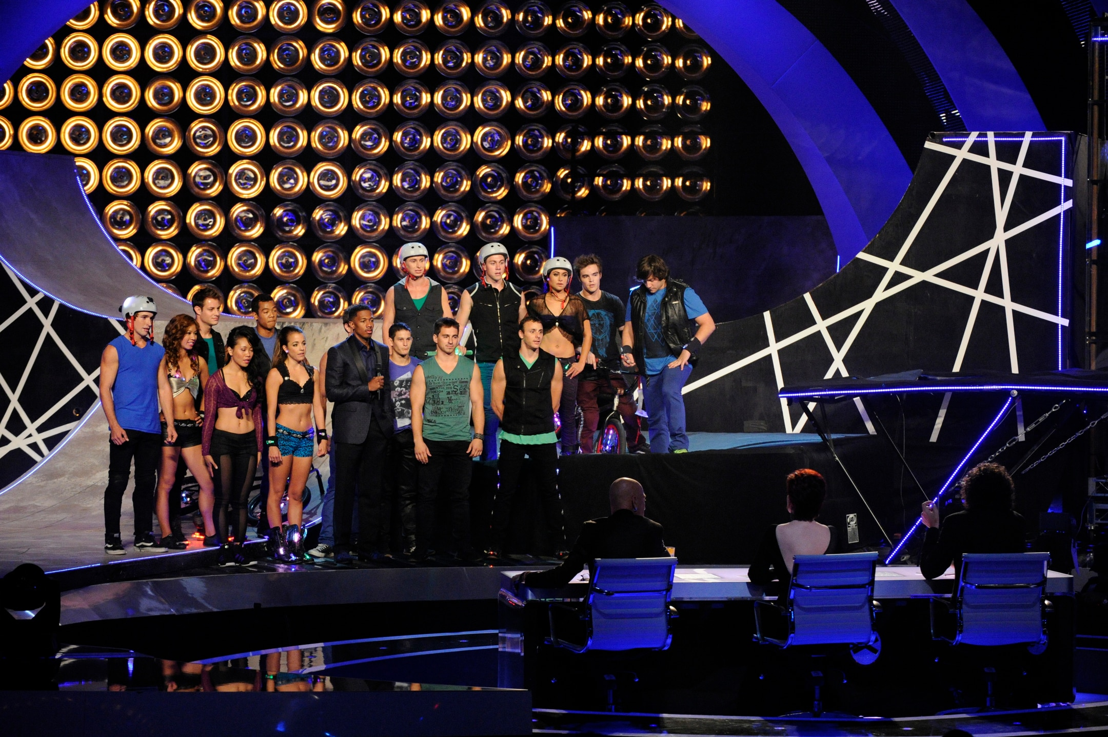 Americas Got Talent: Semifinals: Week 1 Performances