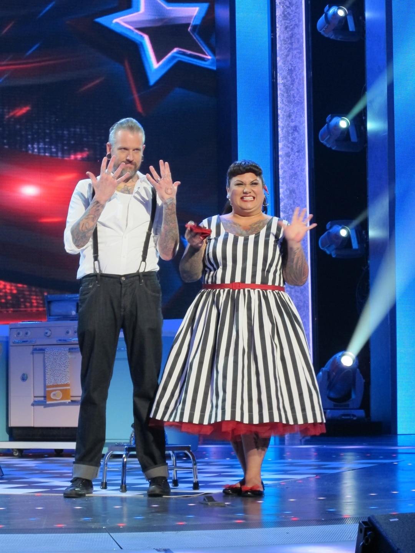 Americas Got Talent: Behind The Scenes: Semi-Finals Round