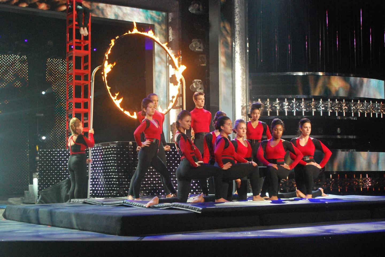 Americas Got Talent: Behind the Scenes: Semi Finals 1