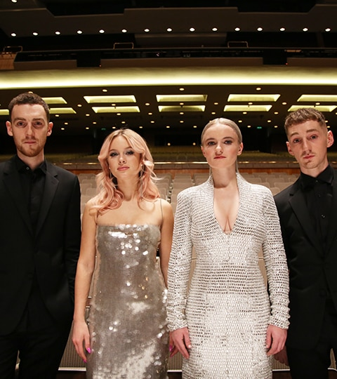 Clean Bandit and Zara Larsson