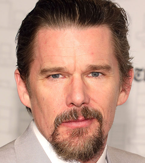 Ethan Hawke on The Tonight Show Starring Jimmy Fallon